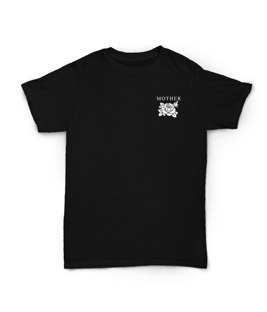 Image of SOCIETY OF MOTHERHOOD TEE (BLACK)