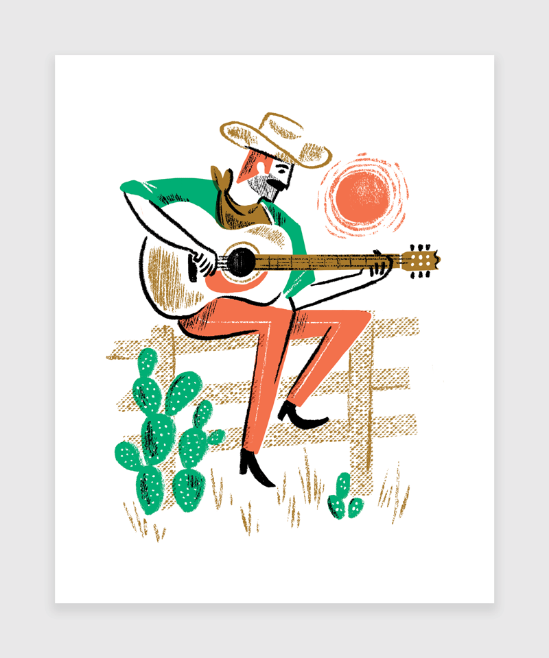 Image of Cowboy Song