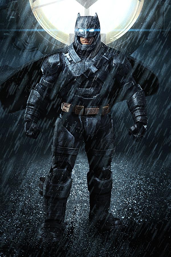 Image of Batman v Superman