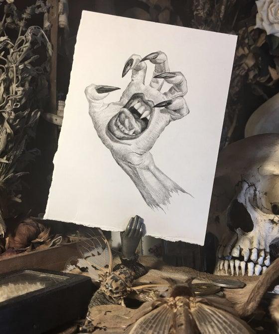 Image of Vamp hand