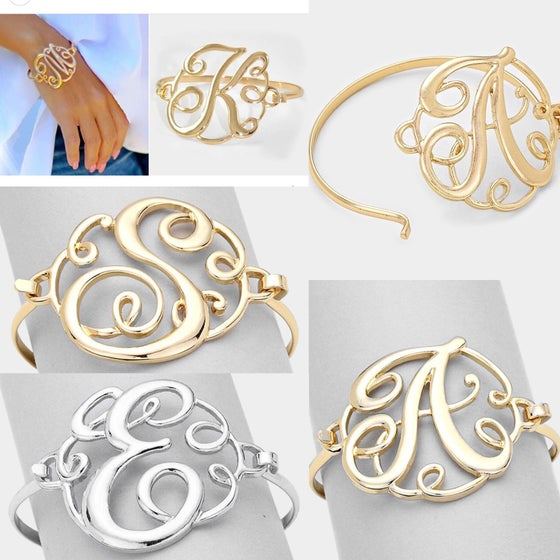 Image of Monogram Bracelet