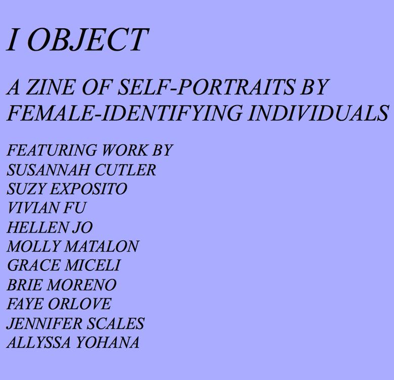 Image of I OBJECT Volume 1
