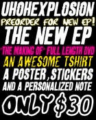 Image of THE NEW EP: Package #3 [BEST DEAL]
