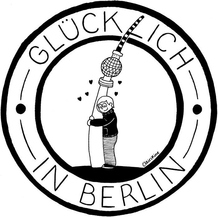 Image of Glücklich in Berlin