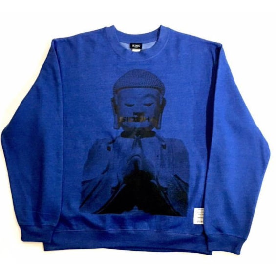 Image of KingNYC Buddha Crewneck