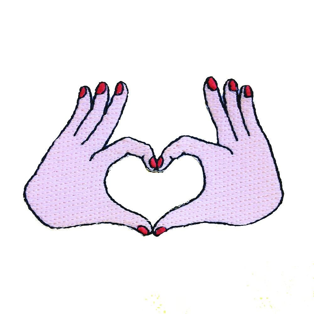 Patch Peace & Love - Coucou Suzette