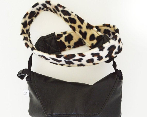 Image of Leopard Camera Strap | Cute Sassy Camera Strap Fits Most Cameras