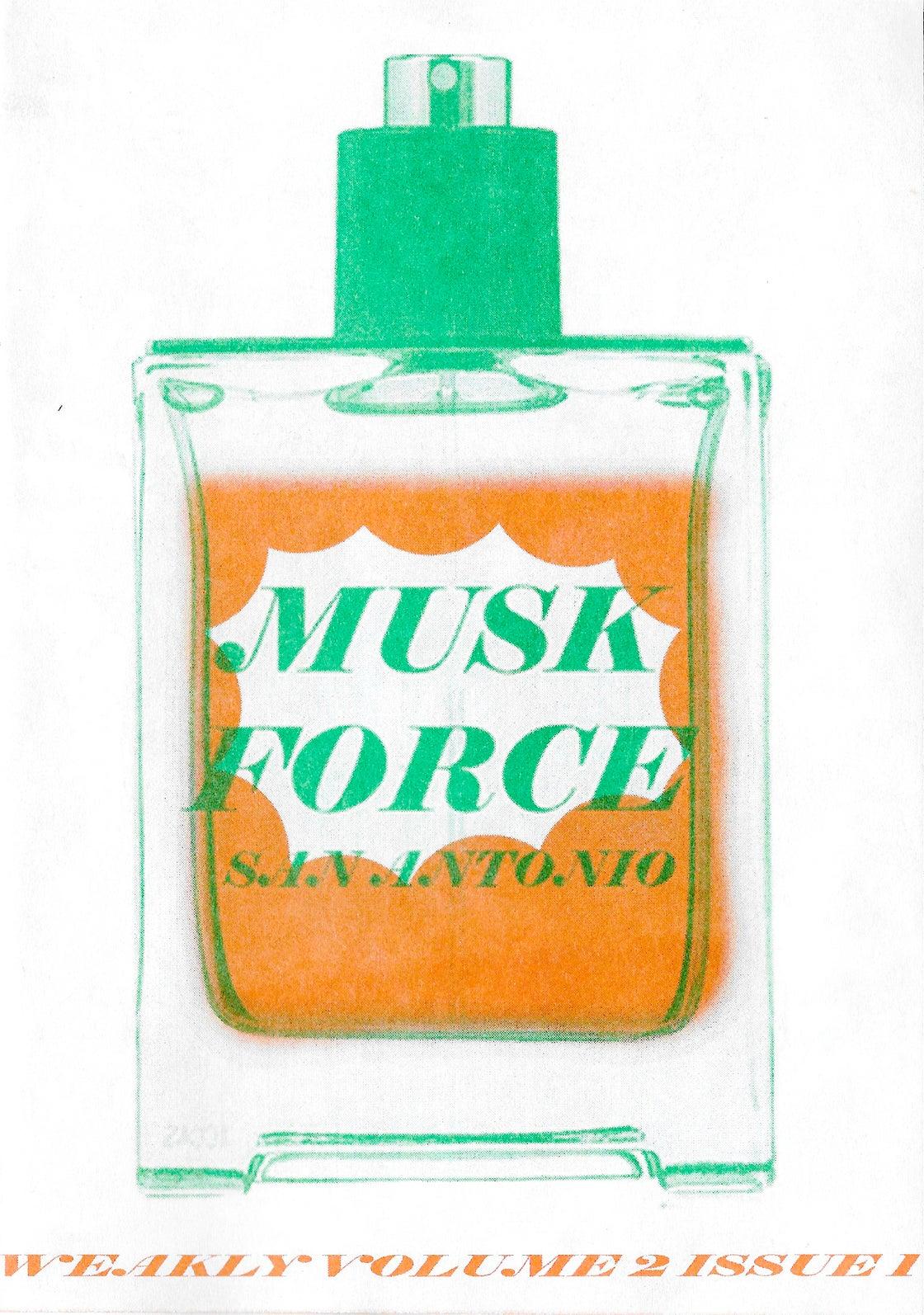 Image of MUSK FORCE SAN ANTONIO