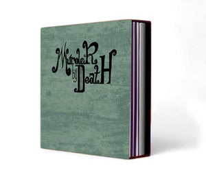Image of BOX SET w/ 7 albums, Art Book & Slipcase