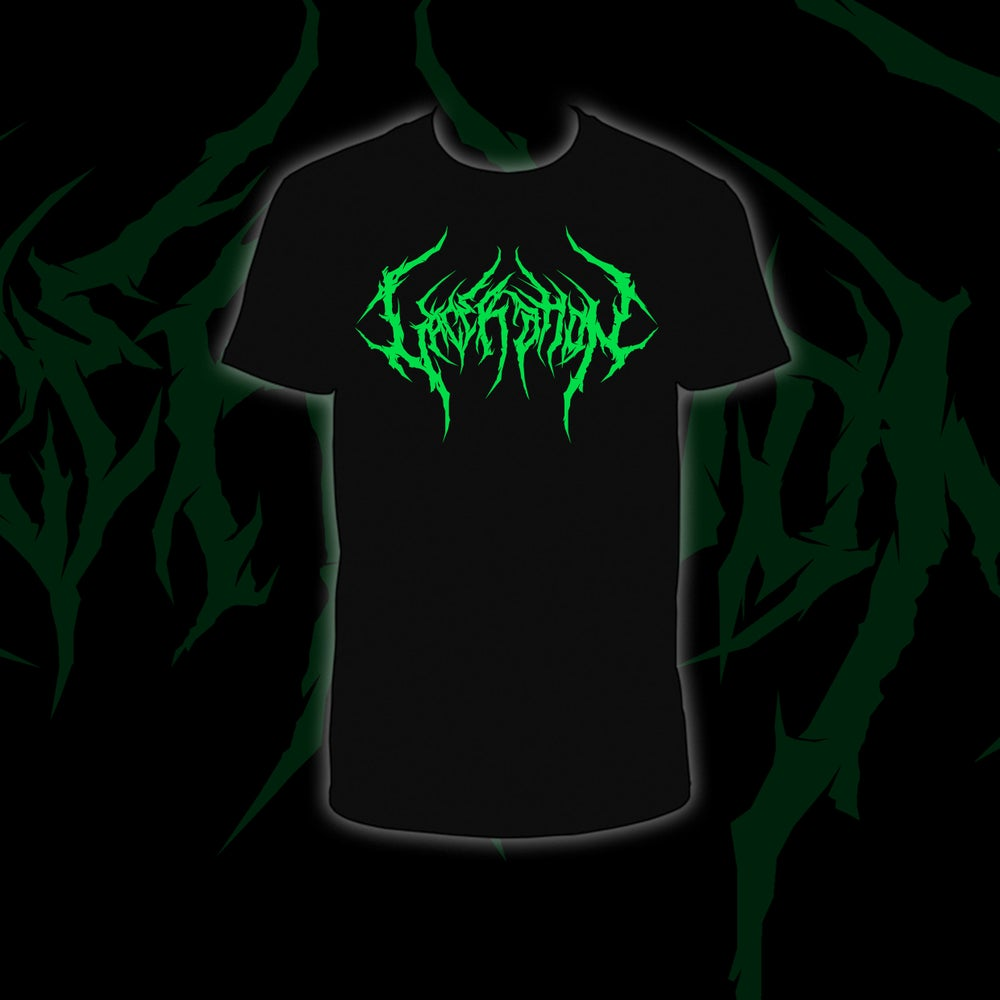 Image of Green Logo Shirt