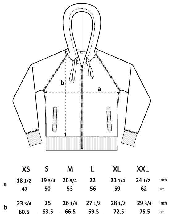 Image of GREY LABEL LUNAR RAGLAN HOODED SWEATSHIRT (GREY)