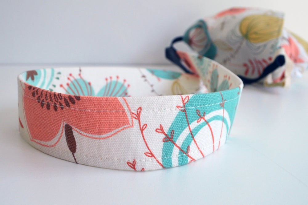 Image of Cute Camera Straps |  USA Handmade | Waterproof Wipes Clean | Great photographer gift