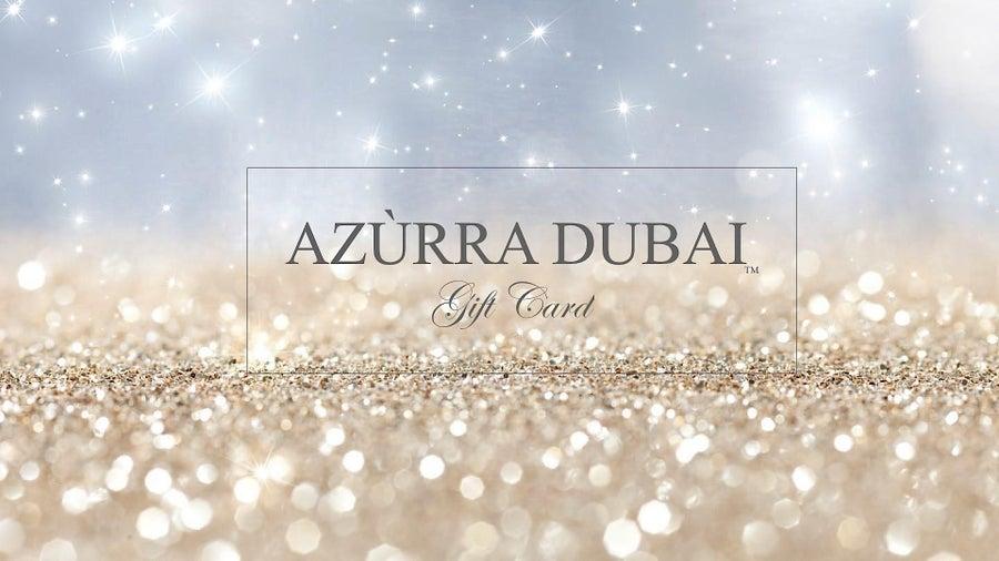Image of AZÙRRA DUBAI GIFTCARD