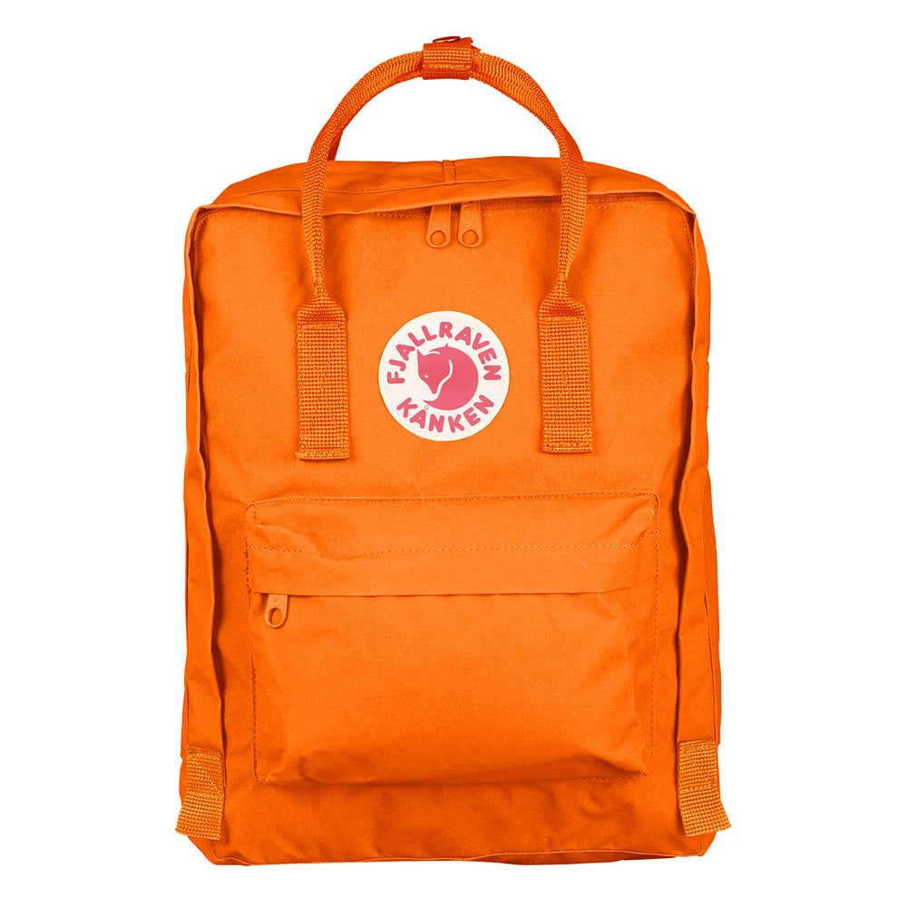 Image of Fjallraven Kanken - Orange
