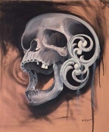"""Image of """"Fancy Bones"""""""