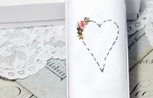 Image of Heart ladies Handkerchief