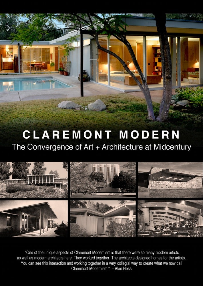 Image of DVD - Claremont Modern by Paul Bockhorst