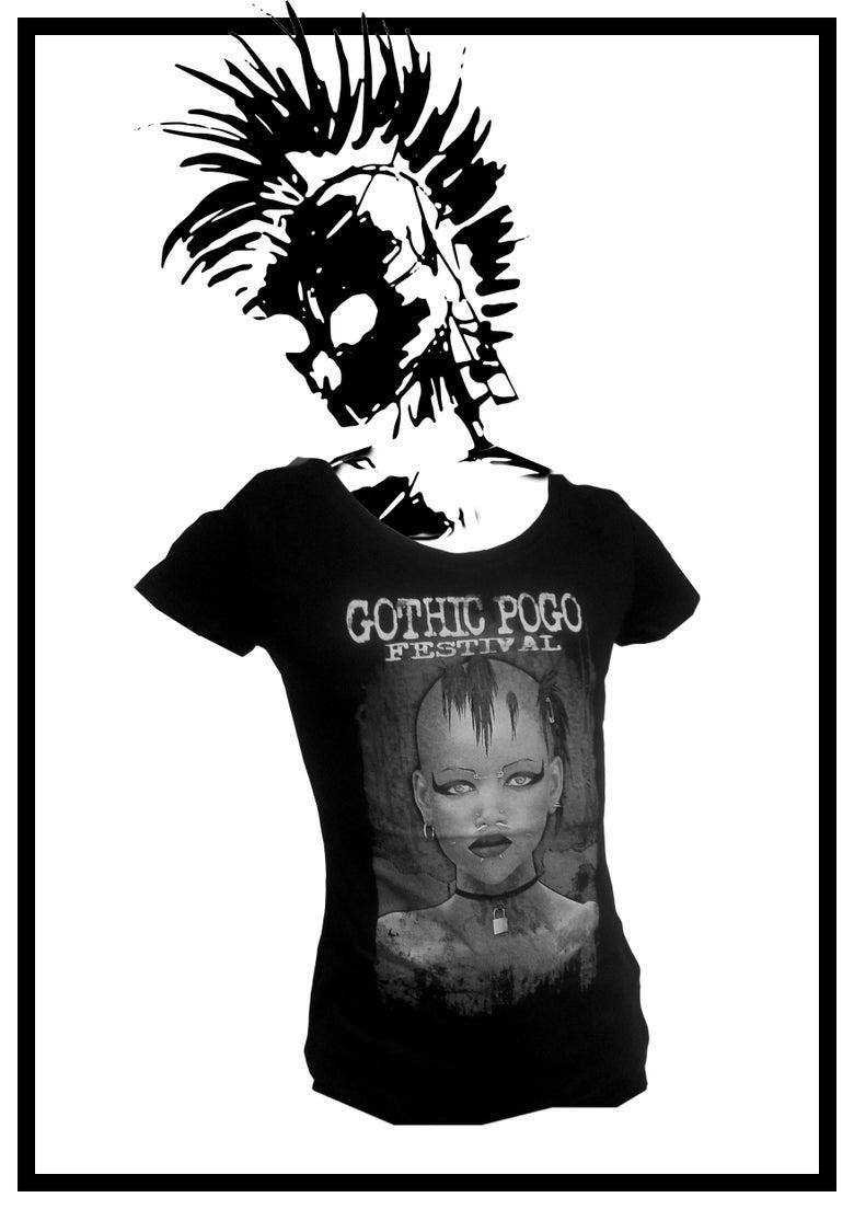 "Image of T-Shirt ""Piercing"""