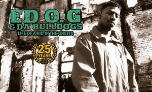 """Image of ED O.G & DA BULLDOGS """"Life Of A Kid In The Ghetto"""" 25 Year Anniversary Cassette"""