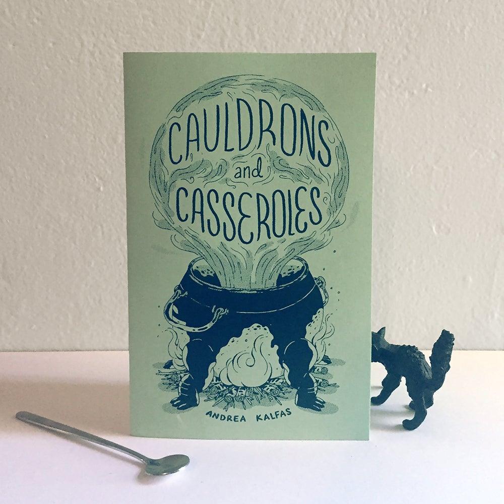 Image of Cauldrons & Casseroles