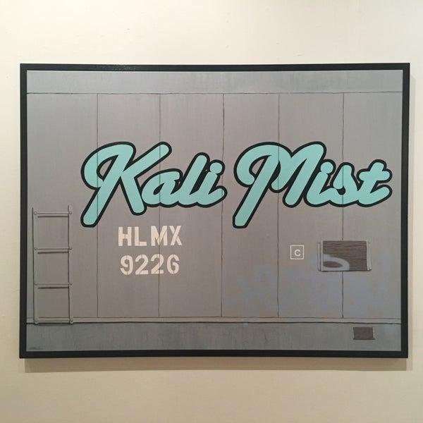 "Image of JAMIE O'NEILL - ""KALI MIST"""