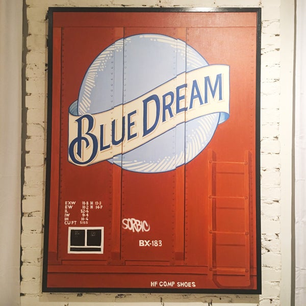 "Image of JAMIE O'NEILL - ""BLUE DREAM"""