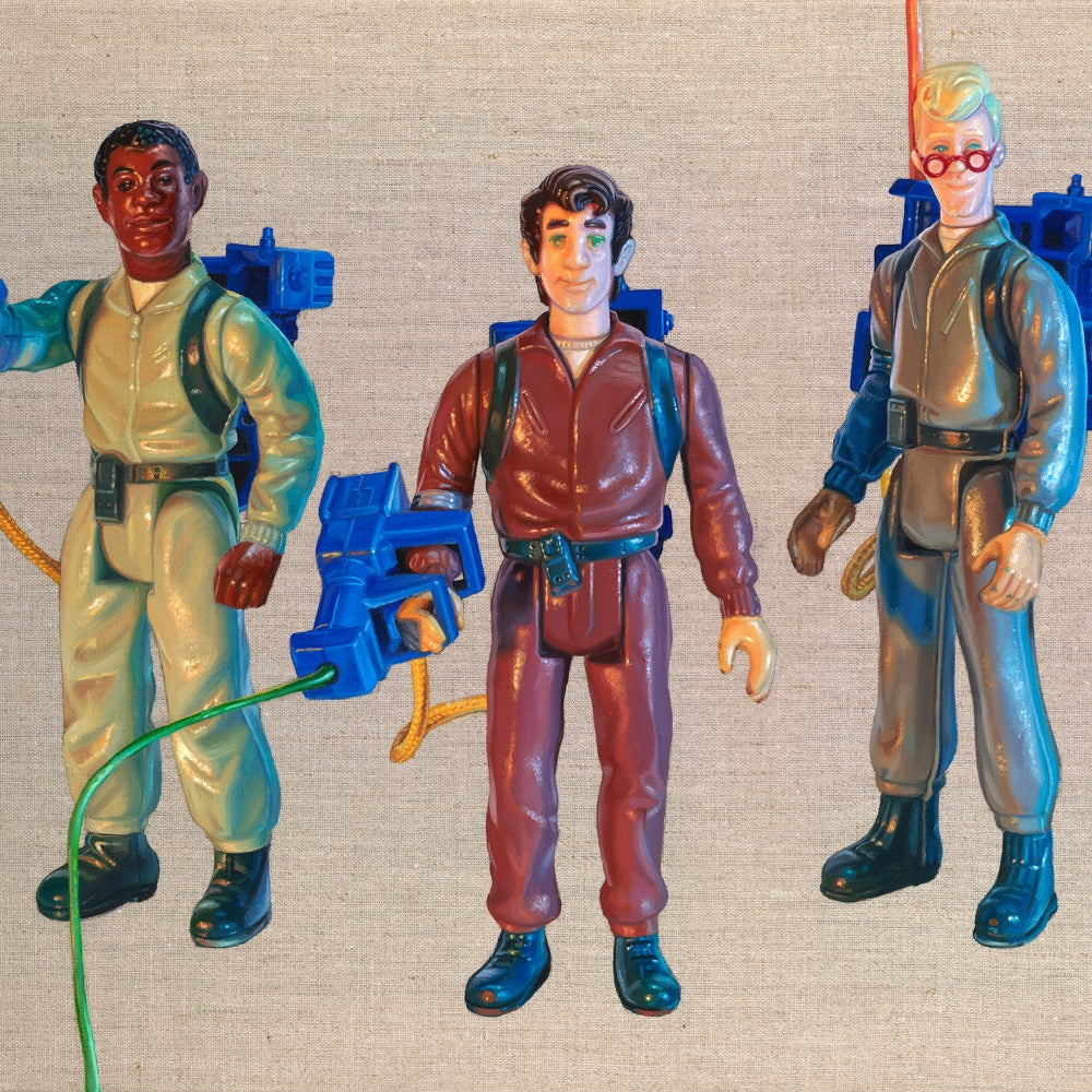 Image of Ghostbusters // LIMITED EDITION PRINT