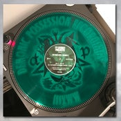 "Image of 7TH12010 - Various - The Dark Arts Volume 3 EP - 12"" Green Vinyl"