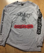 Image of GREY - blindside assault longsleeve