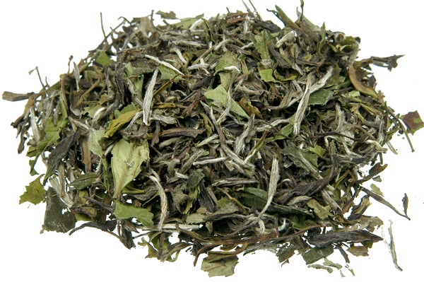 Image of Weisser Tee China Pai Mu Tan Bio ( DE-ÖKO-037 )