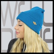 Image of WD Wood Stamped Beanie
