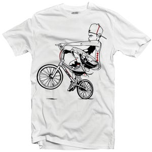"Image of LIKE MIKE ""BMX"" Black/White/Red IX's"