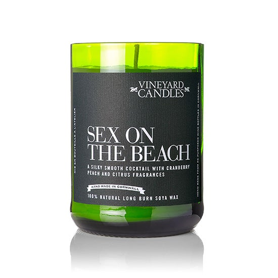 Image of Sex On The Beach Handmade Soya Candle in Gift Box