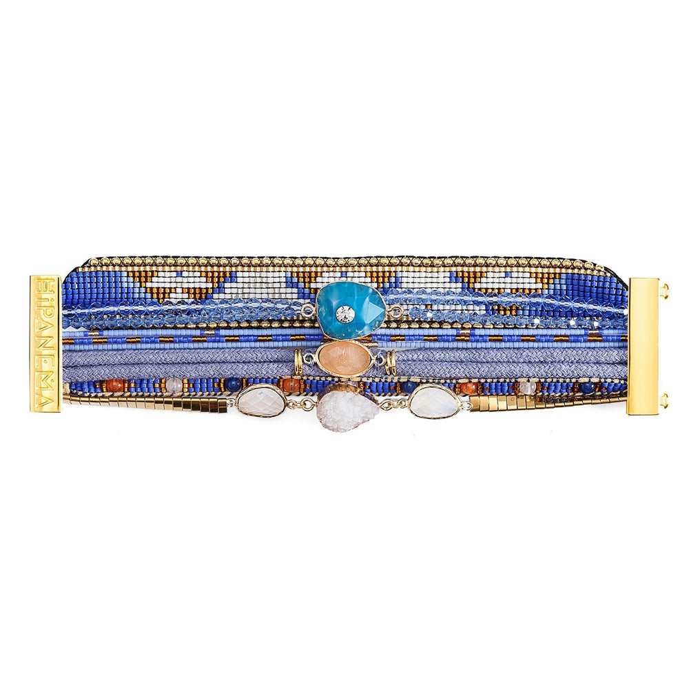 Bracelet Cobalt - HIPANEMA