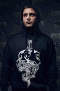 """Image of Machete """"Classic Logo"""" hoodie"""