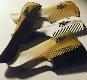 Image of The Bristow Tache Comb, as sold in Paul Smith