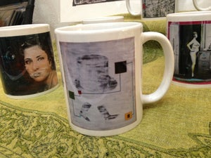 Image of Mug - 21st Century Zillionaire