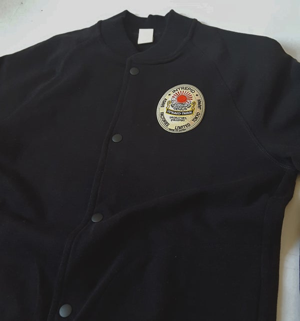Image of Rising Sun Bomber Jacket