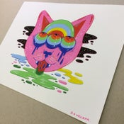 Image of Three eyed Kitty by Ms Wearer