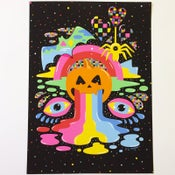 Image of Trippy Pumpkin by Ms Wearer