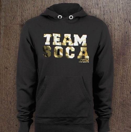 Image of Men & Women Team Soca Hoodie Version 1