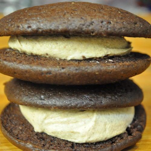 Image of peanut butter whoopie pie