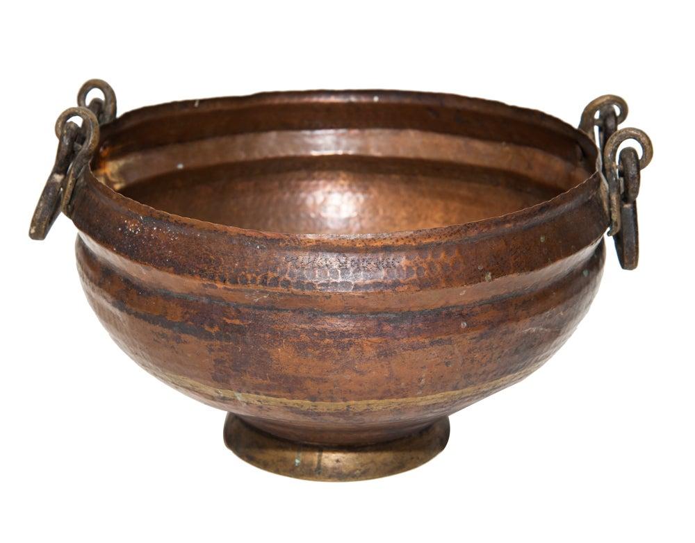 Image of Indian Metal Bowl