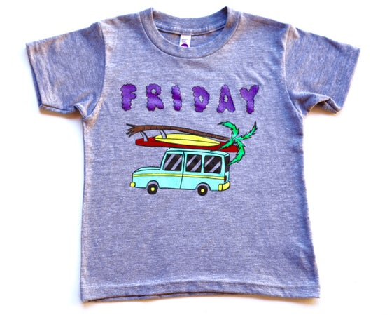 Image of Friday (TEE)