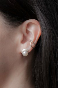 Image of PEARL DREAM SEQUINS STUDS