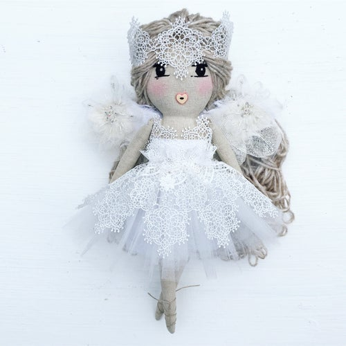 Image of Crystal {Swan Lake Collection}