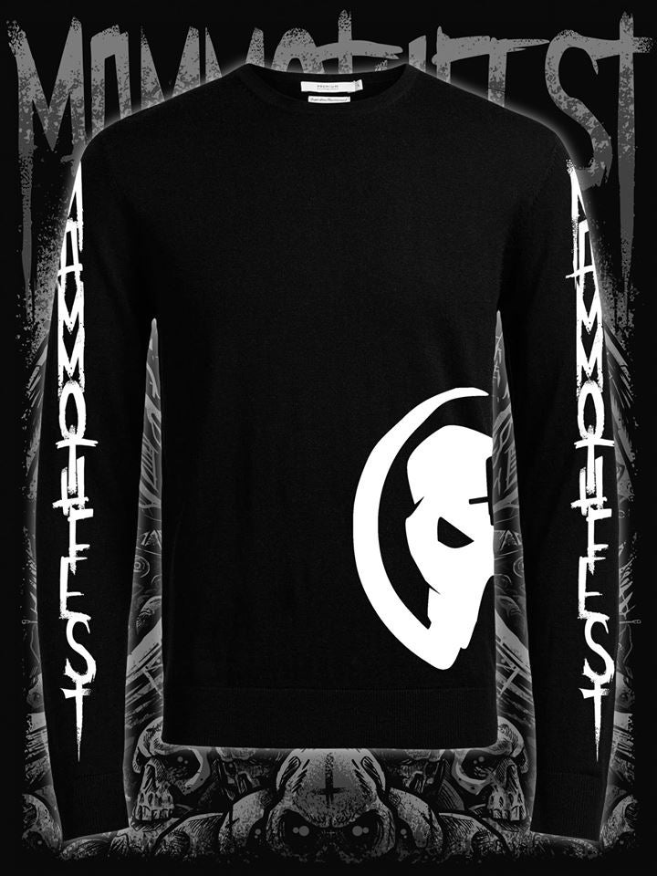 Image of MAMMOTHFEST LONG SLEEVE - only 50 available - Pre-order now!