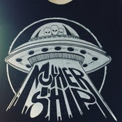 Image of Mothership ship T-Shirt