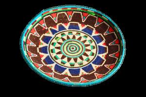 Image of Vintage Moroccan Berber Basket