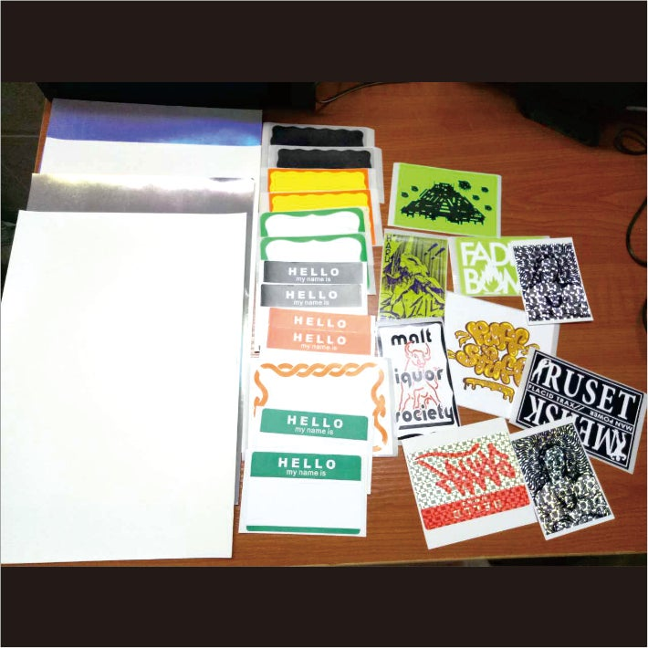 Image of Free Samples Pack